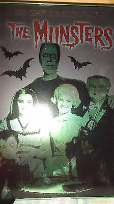 The Munsters - The Complete First Season (1964-1965) 3 Disc DVD Classic Sitcom