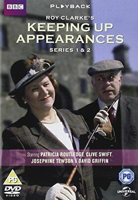 Keeping Up Appearances - Series 1 and 2 [1990] [DVD][Region 2]
