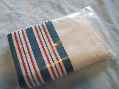1 Hospital Receiving BABY Blankets, 100% Cotton, 30 x 40, Striped  ONLY
