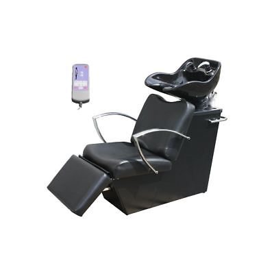 BAC A SHAMPOING Massage Multifonctions avec lève-jambes