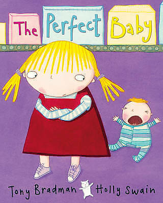 The Perfect Baby by Tony Bradman (Paperback) NEW Book