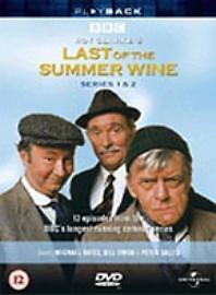 Last of the Summer Wine: The Complete Series 1 and 2 (Box Set) [DVD] NEW