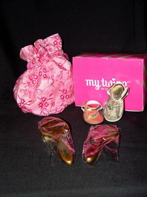 New and Retired ~ My Twinn ~ Princess Accessory Set ~ for 23 Inch Doll