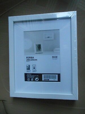 Record Mat Ribba Frame White Pictures Picturesboss