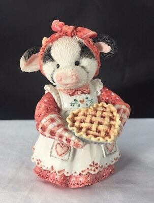Mary's Moo Moos YOU'RE MY SWEETIE PIE COW  #104972 1994 no box