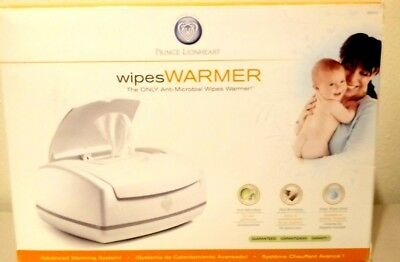 Prince Lionheart Anti-Microbial Wipes Warmer Advanced Warming System