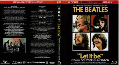 THE BEATLES LET IT BE PREMIUM COLLECTOR'S BLU-RAY EDITION 798min. JAPAN NEW F/S