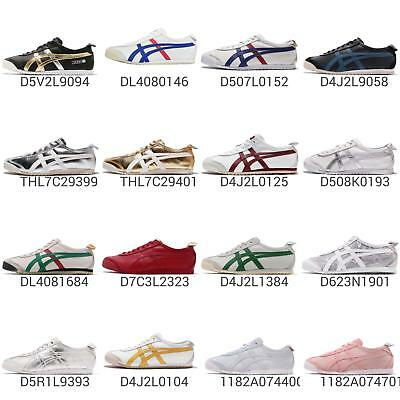 Asics Onitsuka Tiger Mexico 66 Men Women Vintage Running Shoes Sneakers Pick 1