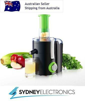 Maxim 250W Mini Juice Extractor Juicer/ Fruit & Vegetables Fountain- MJ250