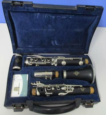 Buffet Crampon Clarinet B12 Made in France VGC in Original Hard Case FREE POST