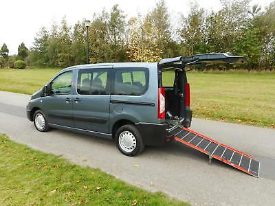 2011 Peugeot Expert Tepee 1.6 Hdi 6 Seats WHEELCHAIR ACCESSIBLE VEHICLE WAV