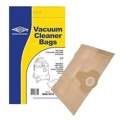 Replacement BAG9374 / 00 Dust Bag For Delonghi 484396