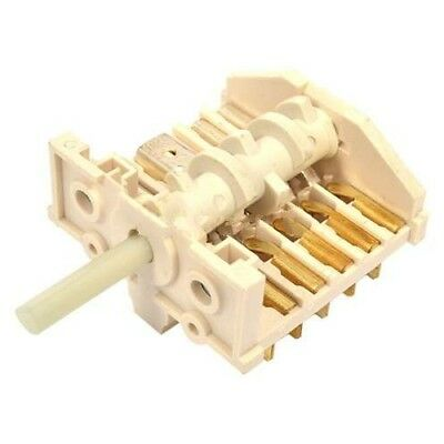 Original FUNCTION SELECTOR SWITCH MAIN OVEN For Delonghi 605374