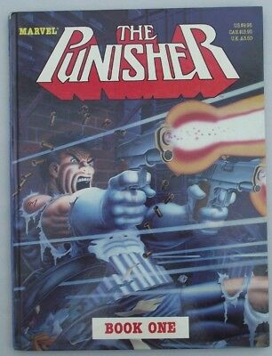 THE PUNISHER GRAPHIC NOVEL ... NM- ..1987.......Bargain!