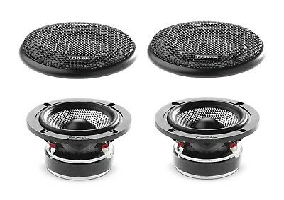 FOCAL ACCESS PAIR Mid Range Center Channel Speaker Spare Parts As3 > 160W 3