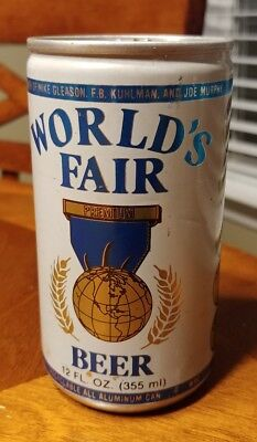 1982 Knoxville World's Fair Beer Can Great Lakes Brewing