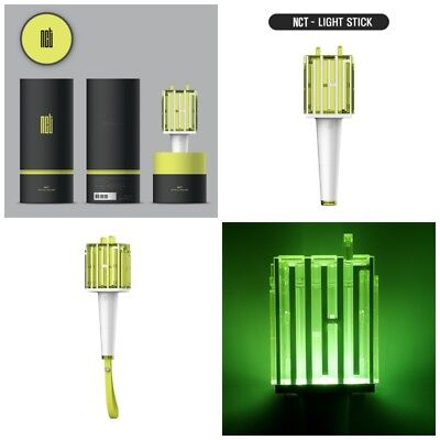 NCT LIGHT STICK SM OFFICIAL Merchandise FANLIGHT + FREE Shipping Tracking Number