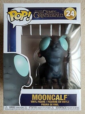 Funko POP - Fantastic Beasts The Crimes of Grindelwald - Mooncalf #24 *IN HAND*