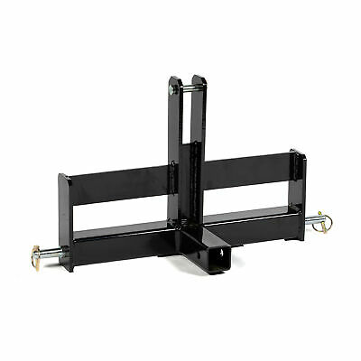"Titan Tractor Drawbar with Suitcase Weight Brackets | 2"" Receiver 