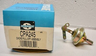 HYGRADE Standard NOS Carburetor Choke Pull Off Assembly # CPA245