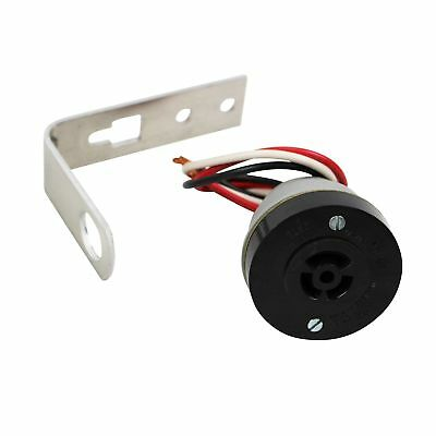 Tork 2421 Photocontrol Receptacle w/ Plastic Cup Housing and Mounting Bra... New