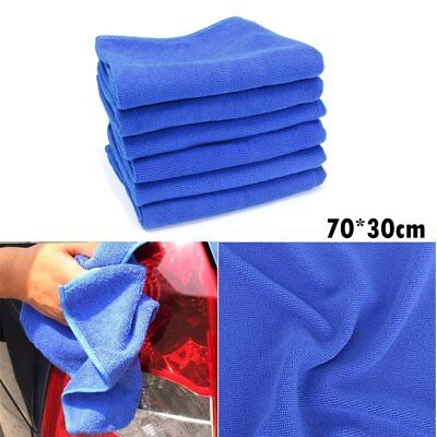 Microfiber Quick Drying Hemming Car Wash Towel Cleaning Cloth Water AbsorptionBR