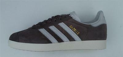 buy online 02af5 664ff Adidas Femmes Gazelle Baskets Neuf Pâle Marron Rétro s76027 UK 4.5, 5,6 .