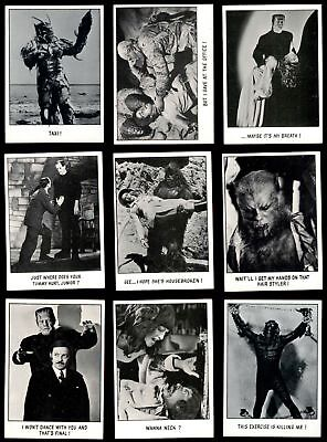 1973 Topps You'll Die Laughing Near Complete Set EX+