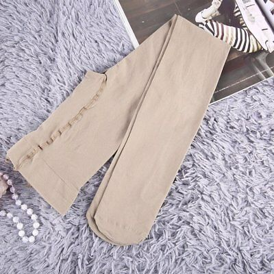 Women Lady Skin Color 60D Warm Thermal Stretchy Pantyhose Compressor Tights BS