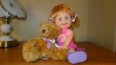 """Galoob baby face doll """"SO PLAYFUL PENNY"""" #10 GREAT little doll"""