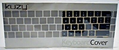 """Kuzy Keyboard Cover Silicone Skin for MacBook Pro 13"""" 15"""" 17"""" Free Shipping!"""
