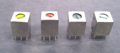 AM Radio IF/OSC Coil Kit - Set Of 4: 1st, 2nd, 3rd IF 455Khz & Oscillator 796Khz