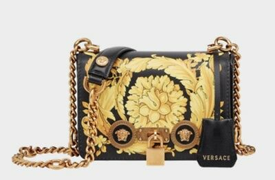 c0d06d70774f Versace Bag Medusa Shoulder Luxury Bag Italy Valentines Gift Sale