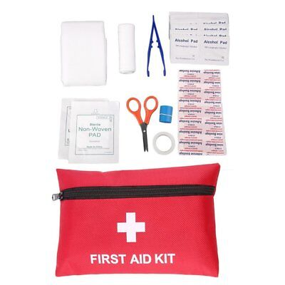 1pc 12Types Camping Emergency Survival Tools All In One Tool First Aid Kit VY