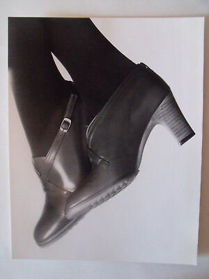 ▬►1978 PHOTO de Presse ORIGINALE Chaussures  DIOR Mode Fashion Vintage