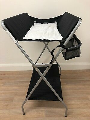 Valco Baby Pax Plus Change Table Baby Nappy Black