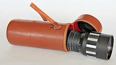 ASTRONAR ZOOM LENS Speed F6.3 fl = 95mm - 205mm with case