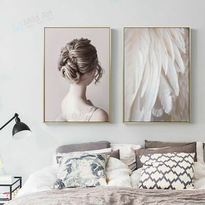 Watercolor Blue Sea Fishes Posters Prints Nordic Home Decor Art Canvas Paintings