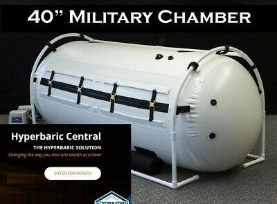 Reduced 40 inch Hyperbaric Military Chamber Largest Size Most Spaceous