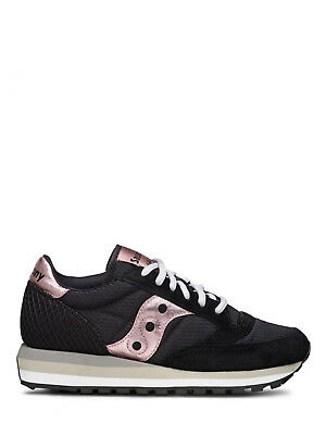 Scarpa SAUCONY Jazz triple black/pink donna (60364/03)