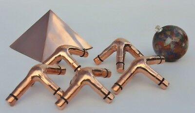 Pyramid connector kit M type 1/2 inch(Giza), With Stand-