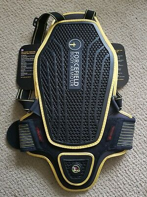 Forcefield Back Protector Pro L2K Large 50-55 Motorcycle Body-Armour