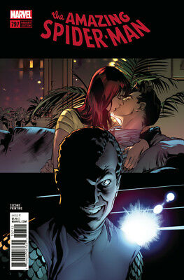Amazing Spider-man (2015) #797 VF/NM 2nd Printing Variant Cover Red Goblin