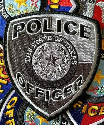 Texas Subdued shoulder patch