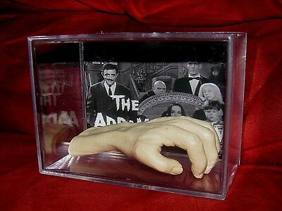 THE ADDAMS FAMILY (Inspired by Display) THE HAND ! BRAND NEW.....(WCSHIPPING)