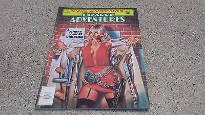 Marvel Magazine Group Bizarre Adventures No. 31 1982
