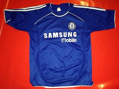 finest selection 06375 9858f CHELSEA KIT/SHIRT VINTAGE Great Condition L