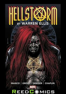 HELLSTORM BY WARREN ELLIS OMNIBUS HARDCOVER (424 Pages) New Hardback