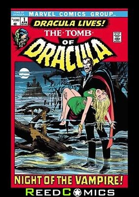 TOMB OF DRACULA VOLUME 1 OMNIBUS HARDCOVER (New Printing - 784 Pages) Hardback