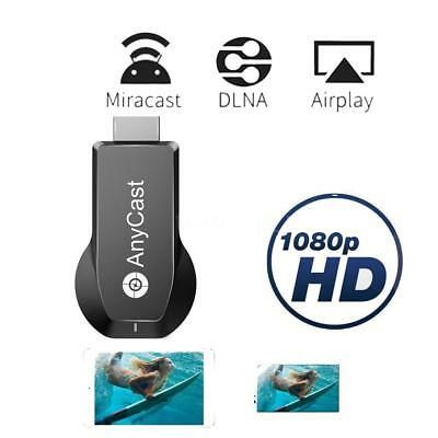 HD 1080P AnyCast 4K Wifi TV Dongle Receiver Airplay DLNA Wireless Display O3T4